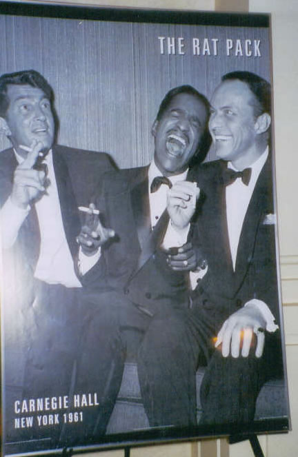 Event Themes Rat pack Picture