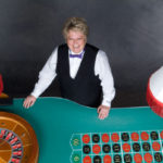 Casino Event Roulette Table